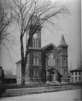 First Presbyterian Church at Liverpool