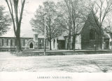 Hobart College Library and Chapel
