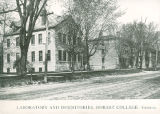 Laboratories and Dormitories, Hobart College - Geneva