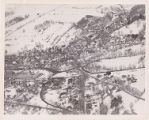 Aerial view of McGraw, NY