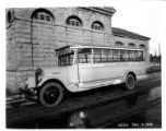 Gray Bus Line serving Niagara Falls, Lewiston, and Youngstown, 1924-12-04