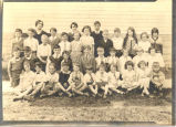 Class photo, School #4, 1937