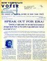 New York State Voter newsletter, 1975