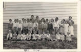Class photo, School #4, 1934