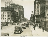 [Main St., looking north from near Mohawk St.]
