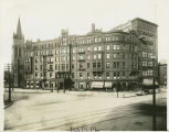 [West Genesee St., north side, from Main to Pearl Sts.]