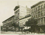 [Main St., east side, north from near Eagle St.]