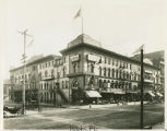 [S. E. corner of Main and Clinton Sts.]