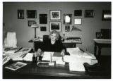 Justice M. Dolores Denman at her Desk 1