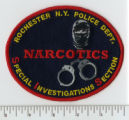 City of Rochester, Monroe County, New York State- Rochester N.Y. Police Department Narcotics Special Investigations...