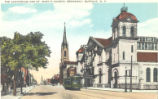 Broadway Auditorium and St. Mary's Church, Buffalo, N.Y.