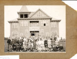 Highland Avenue Schoolhouse, 1900