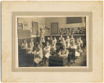 Highland Avenue School Students in Classroom