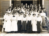Highland Avenue School Students
