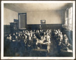 Highland Avenue School Students in Classroom (2)