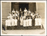 Highland Avenue School Students, Date Unknown (2)