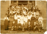 Highland Avenue School Students, Date Unknown