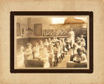Highland Avenue School, Primary School Students in Classroom