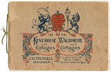 Promotional Booklet, Kent House and Waldmere Hotel, 1898