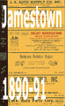 Jamestown, NY: City Directory, 1890-91