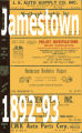 Jamestown, NY: City Directory, 1892-93