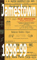 Jamestown, NY: City Directory, 1898-99