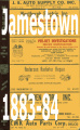 Jamestown, NY: City Directory, 1883-84
