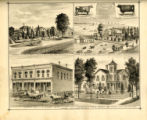 Scenes of Chautauqua County, New York, 1881