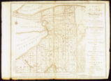 Map of Morris's Purchase or West Geneseo; 1804