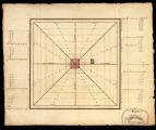Plot of the Town of Instanter, Mc Kean County; 1800?