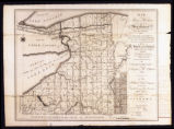 Harrison and Sterrett Tracts on the Genesee lands; 1825?