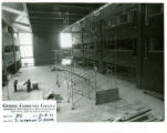 Alfred C. O'Connell Library construction, 1971-05-04