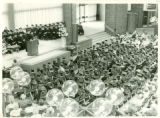 GCC first graduation on College Road campus, 1972-06-04