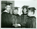 GCC first graduation, 1969-06-01