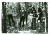 College nature trail, 1976