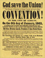 God Save the Union Convention in Albany NY