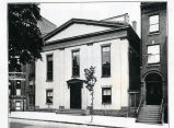 Albany Law School on State Street 1879-1926