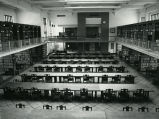 Albany Law School Library Reading Room 1968