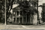 Adams House Postcard