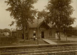 Delaware and Hudson Railroad Station 2