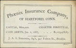 Phoenix Insurance Company of Hartford Connecticut