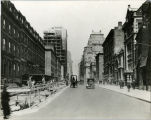 Madison Avenue looking north from 35th Street, 1925.