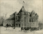 71st Regiment Armory, turn of the century.