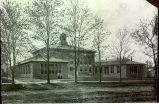 Early Picture of Old Main