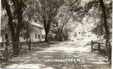 Riverview Road, looking west, Vischer Ferry, NY, c. 1910 (view 1)