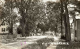 Riverview Road, looking east, Vischer Ferry, NY, c.1910 (view 2)