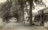 Old Route 146, north side, looking west, Clifton Park Village, NY, c.1910