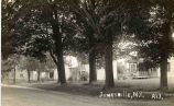 Main Street, west side looking south, Jonesville, NY, c.1910