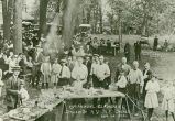25th Annual Clambake, part 4, Jonesville, NY, 1922