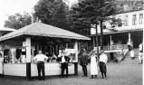 Refreshment Stand, Rexford Park, Rexford, NY, c. 1920